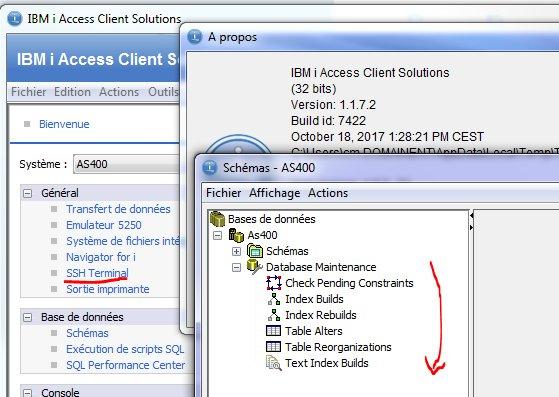 IBM i Access Client solution